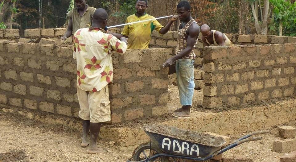 Building an ADRA House