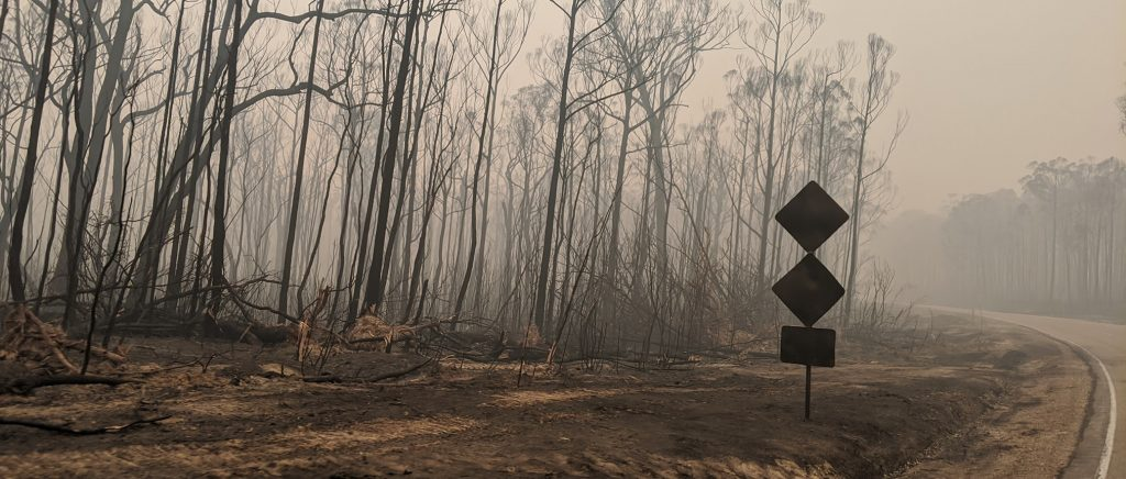 Incendie ADRA Australie
